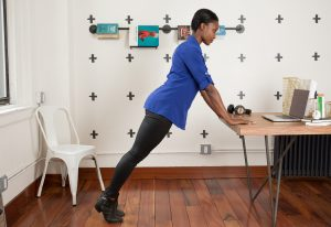 6 Exercises You Can Do At The Office
