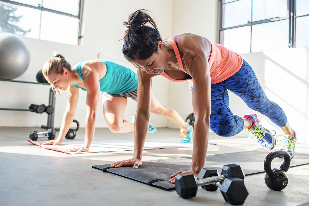 Top 9 Exercises For Getting In Shape Faster